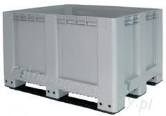Big Box Pełny 3 Płozy; 1200 x 1000 x 790 mm